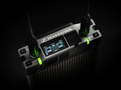 Sennheiser's new EK 6042 Two-Channel Camera Receiver Works With both Analog and Digital Transmitters