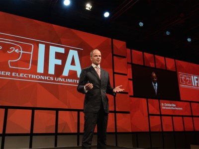 Messe Berlin Promotes New Consumer Electronics Show in China, Expanding IFA's Success