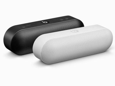 New Beats Pill+ Bluetooth Wireless Speaker Signals Apple Guidance