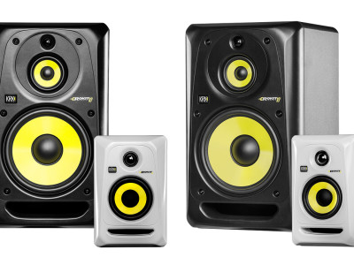 KRK Announces Two New ROKIT Generation 3 Powered Studio Monitors