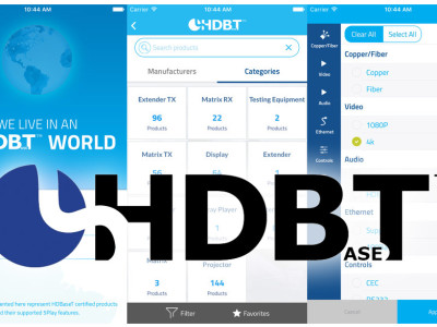 New HDBaseT Interoperability App Now Available
