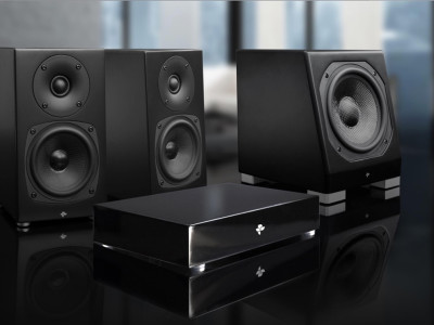 Totem Acoustic ARC Class D Bluetooth Amplifier Connects Digital Music Sources with Good Quality Speakers