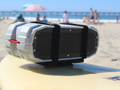 Stigmount Redefines Portable Speakers with Universal Speaker Mount