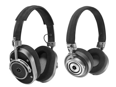 Master & Dynamic Partners with Alcantara for new MH40 Over Ear and MH30 On Ear Headphones