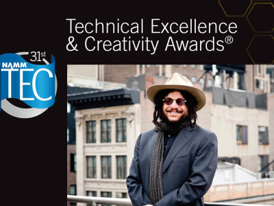 31st Annual NAMM Technical Excellence & Creativity Awards to Honor Don Was with Les Paul Award