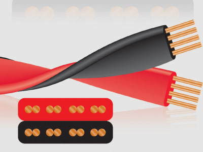 Wireworld Previews Helicon 16 Speaker Cables for Internal Wiring and DIY Applications