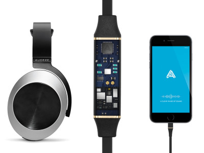 Audeze Launches First Headphones With Fully Integrated Apple Lightning Cable