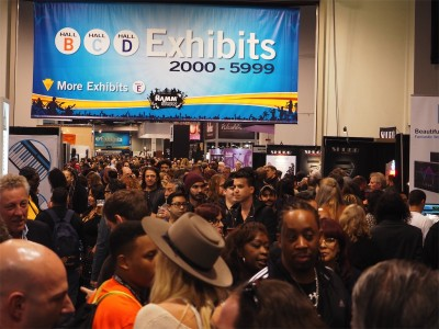 2016 NAMM Show Was The Largest in NAMM's 115-Year History