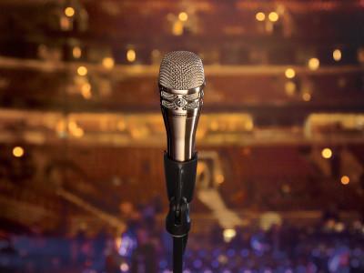 Shure's New KSM8 Dualdyne Cardioid Dynamic Vocal Microphone on the Spotlight