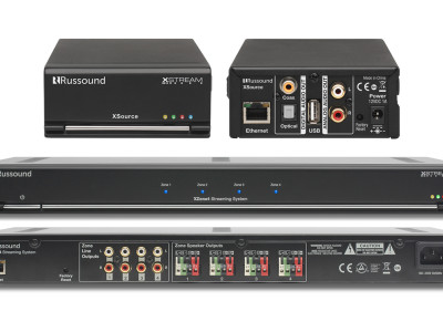 Russound Expands Whole-House Wireless Audio and Installation Solutions