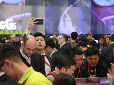2016 GSMA Mobile World Congress Surpasses Record 100,000 Visitors