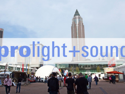 Prolight+Sound and Musikmesse 2016: Be Ready for Change!