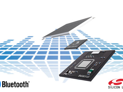 Silicon Labs Pre-Certified Blue Gecko BGM113 Bluetooth 4.1 Module Shrinks Size and Complexity of Low-Power Wireless Designs