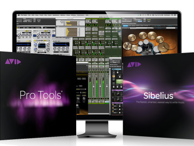 Avid Updates Pro Tools to 12.5 and Sibelius to 8.2