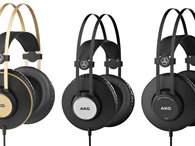 AKG Launches New Line of Versatile, High-Performance Headphones