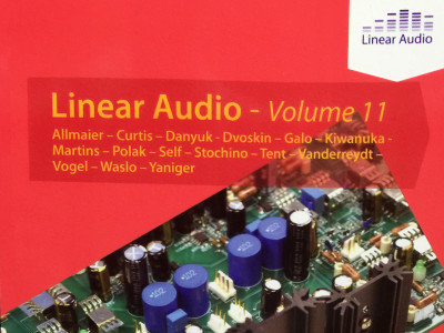 More Audio Creativity Now Available in Linear Audio Volume 11