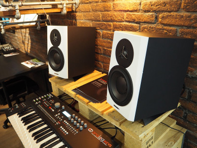 Dynaudio Introduces LYD Personal Reference Monitor Series