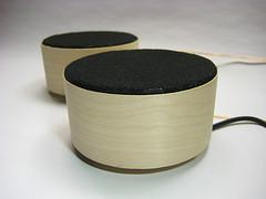 Project Spotlight: Electronics + Wood Fab Speakers