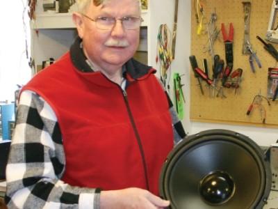Member Profile: Ken Bird, Speaker Designer