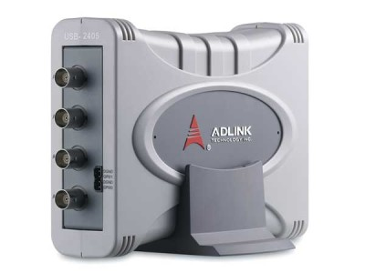 ADLINK Introduces a Signal-Acquisition Module