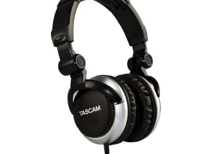 TASCAM Supplies Professional-Grade Headphones