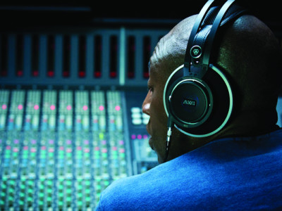 AKG K812 Reference Headphones Revealed During PLASA 2013