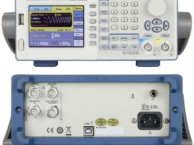 B&K Precision Expands Waveform Generator Series