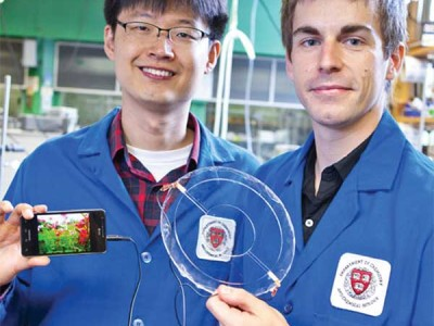 Gel-Based Speaker Demonstrates Ionic Conductor Capabilities