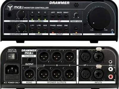 Drawmer Ships Its MC2.1 Monitor Controller