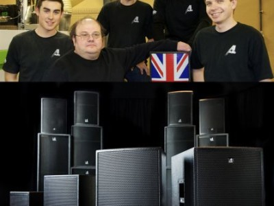 Adlib Audio Launches AA Install Speaker Range