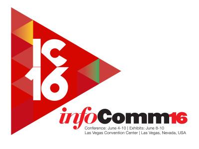 Pro Audio and AV Return to Las Vegas for InfoComm 2016