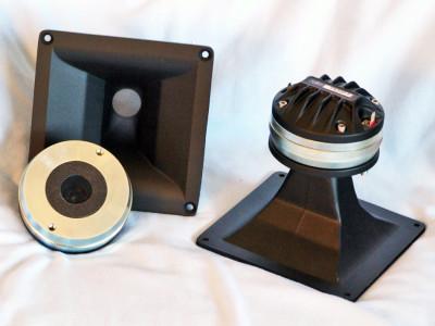 Test Bench: B&C Speakers DE550-8 Compression Driver