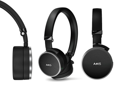 Harman and Lufthansa Provide Airline Passengers with AKG N60 NC Headphones