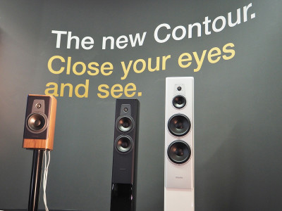 Dynaudio Introduces New Contour Loudspeaker Series at High End 2016