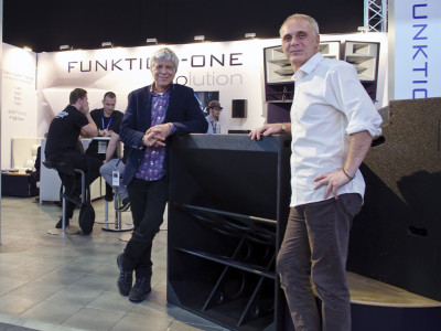 Funktion-One Explores New Horizons in Bass Frequencies Thanks to Powersoft's M-Force System