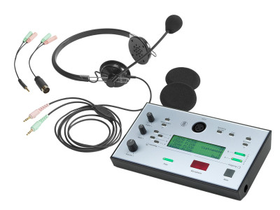 Shure Unveils IH6500 Interpreter Dual-Sided Headset at InfoComm 2016