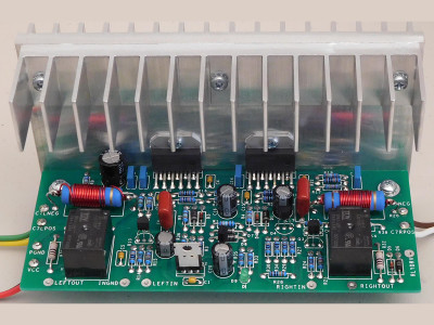 Dynaco SCA80Q Gets Improved Power Amplifier Section Upgrade Kit