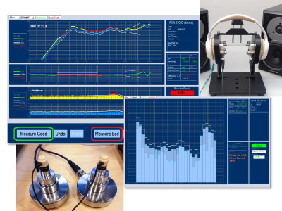 New Dedicated Headphone QC Analyzer from LoudSoft