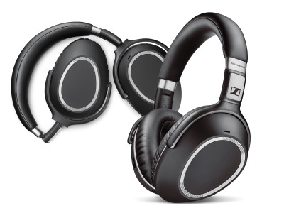 Sennheiser Introduces PXC 550 Wireless Noise Cancelling Headphones with up to 30 Hours Battery
