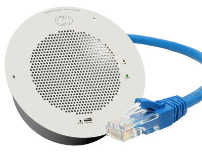 CyberData Corporation Releases Next Generation of SIP-enabled IP Speakers