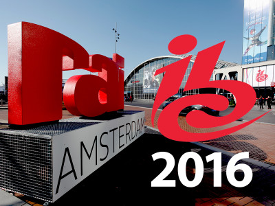 Electronic Media and Entertainment at IBC 2016