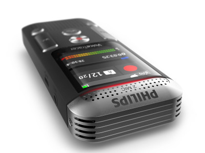 Philips Introduces Renewed Voice Tracers Audio Recorder Range