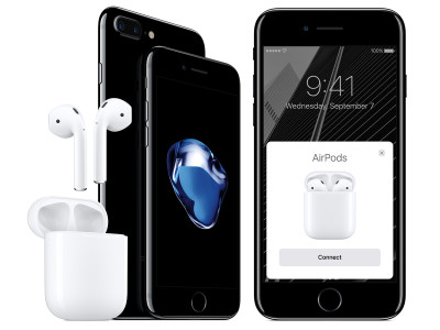 Apple iPhone 7 Kickstarts the Jackless Age for the Audio Industry