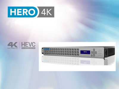 Media Excel Integrates MPEG-H Audio Encoding from Fraunhofer in New UHD Broadcast Encoder