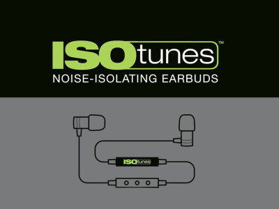 ISOtunes Targets Workplace Environments with Noise Isolating Bluetooth Earbuds