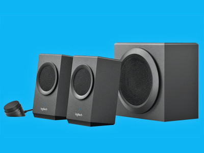 Logitech Introduces Desktop Speaker System with Bluetooth Streaming