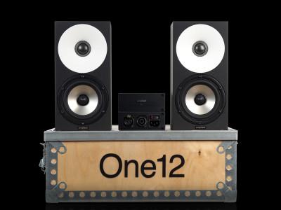 Amphion Loudspeakers Creates One12 Studio Monitor Mobile Bundle