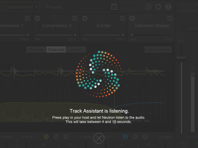 iZotope Introduces Neutron Intelligent Mixing Assistant Software