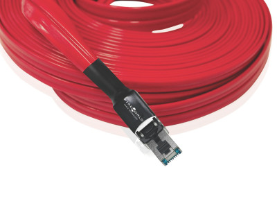 Wireworld Launches Bold New Design for Cat 8 Ethernet Cable