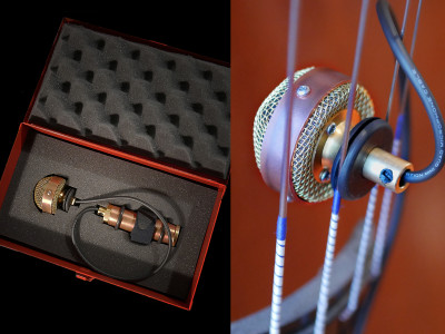 Ear Trumpet Labs Introduces Microphone Designed Exclusively for Upright Bass